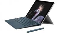 Surface Pro 2017 </br> Intel Core i7 </br> RAM 16GB/ 512GB SSD +گارانتی +ماوس+قلم+کیبورد آبی کوبالتی