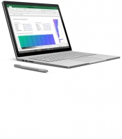 Surface Book </br> Core i7 / RAM 16GB  </br> HDD 1TB SSD / dGPU 1GB