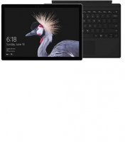 Surface Pro 2017 / Intel Core i5 </br> RAM 8GB / 128GB SSD + کیبورد مشکی