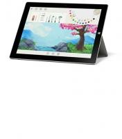 Surface 3 /Quad-Core 1.6GHz / RAM 2GB / HDD 64GB / WiFi + گارانتی