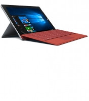 Surface 3 /Quad-Core 1.6GHz / RAM 4GB / HDD 128GB / WiFi + گارانتی + کیبورد مشکی